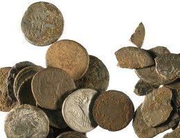Nawet 1/4 denarów znalezionych na obszarze dzisiejszej Polski mogła być fałszywkami – szacują warszawscy archeolodzy.