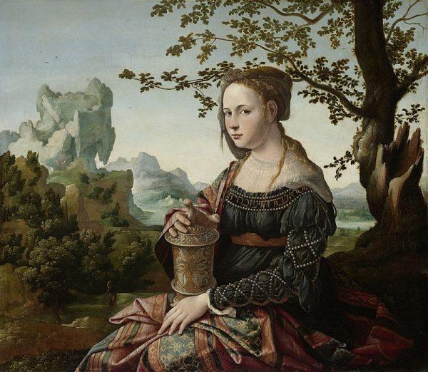 Średniowieczne prostytutki za swoją patronkę obrały świętą Marię Magdalenę.