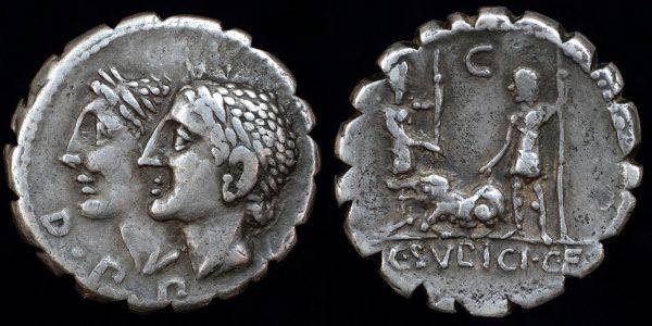 Starożytni użytkownicy denarów prawdopodobnie nieczęsto zdawali sobie sprawę, że mają do czynienia z fałszywkami, gdyż także oryginalne monety mocno się od siebie różniły.