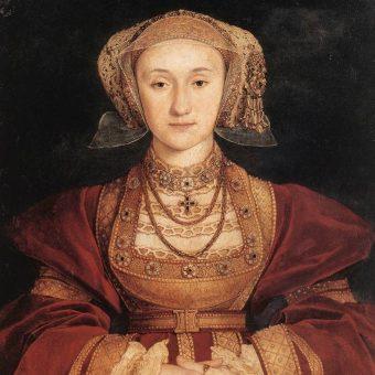 Henryk zdecydował się poślubić Annę po tym, jak zobaczył jej portret. Okazało się jednak, że malarz zatuszował niedostatki jej urody.