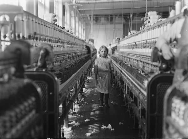 Problem pracy dzieci był długo ignorowany przez opinię publiczną Wielkiej Brytanii. Zdjęcie poglądowe.