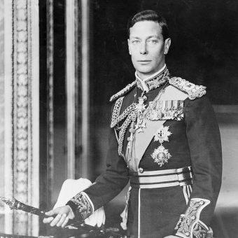 Król Jerzy VI długo zmagał się z jąkaniem.