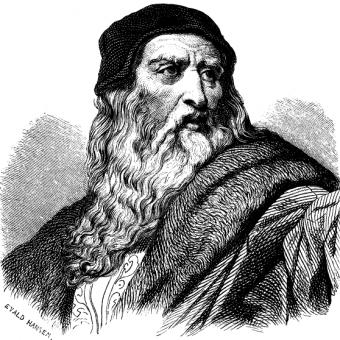 Wiele wskazuje, że Leonardo da Vinci miał ADHD.
