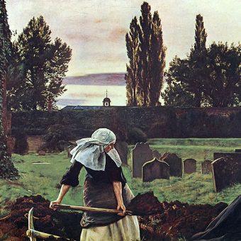 Średniowieczne kobiety pracowały równie ciężko, jak mężczyźni.