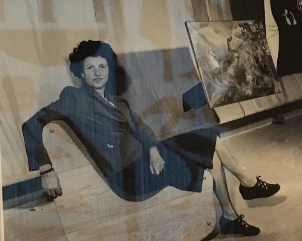 Jako materiał do badania posłużył znany jako fałszerstwo obraz z kolekcji Peggy Guggenheim.