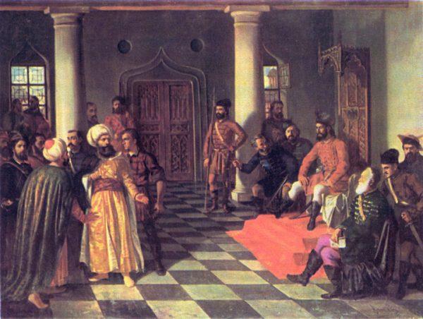 Przez większość swego panowania Wład prowadził wojny z Turkami.