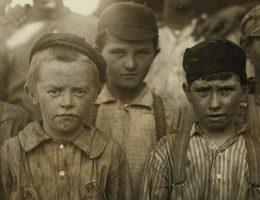 Pracujące w kopalniach dzieci były narażone na wiele niebezpieczeństw. Zdjęcie poglądowe.