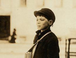 """Nie wszystkie dzieci były przyjmowane do """"zwykłych"""" szkół. Zdjęcie poglądowe."""