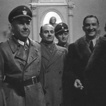 Akowcy infiltrowali Gestapo i Sipo, wysyłając ich funkcjonariuszom rozmówców. Zdjęcie poglądowe.