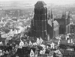 Gdańsk w latach 20. XX wieku.