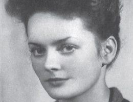 """""""Maja"""" czyli Eleonora Galica-Zarembina, podczas powstania warszawskiego pełniła funkcję łączniczki."""