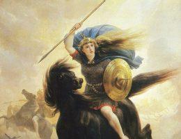 W nordyckiej mitologii nie brakuje wojowniczych kobiet i bogiń. Tymczasem archeolodzy znaleźli dotychczas zaledwie kilkadziesiąt pochówków, które mogły należeć do walecznych pań.