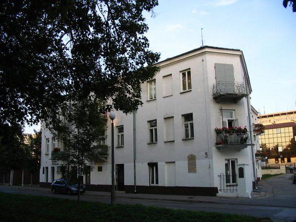Kielecka kamienica przy ul. Planty 7, miejsce pogromu Żydów w 1946 roku.