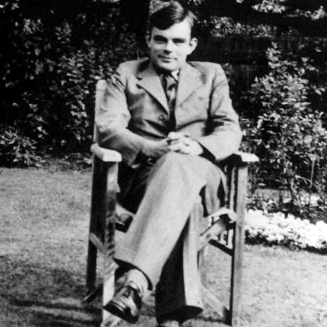 Alan Turing w latach 30.