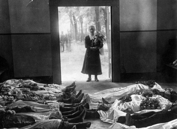 Liczba ofiar cywilnych jest trudna do oszacowania. Zdjęcie wykonane w Brombergu w 1939 roku.