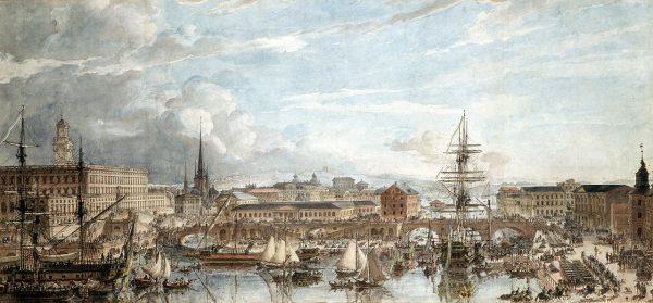 Łaski nieźle radził sobie w Sztokholmie - potrzebował jednak szybkiego wsparcia ze strony króla.