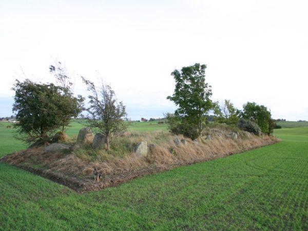 Tajemnicza wojowniczka została pochowana na duńskiej wyspie Langeland.