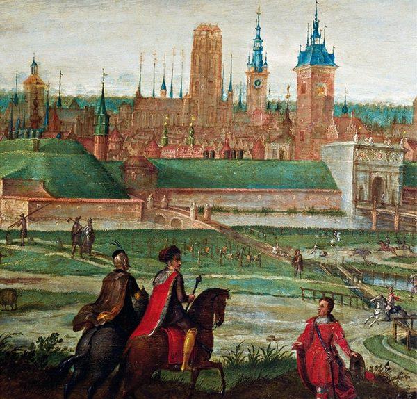 W ciągu ośmiu wieków dzielących męczeństwo świętego Wojciecha od ery napoleońskiej pod rządami polskimipozostawali sześcio- lub siedmiokrotnie dłużej niż pod niemieckimi - wyjaśnia Norman Davies.
