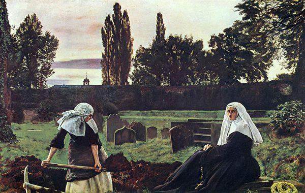 Życie mniszek w klasztorach było wypełnione ciężką pracą? Nie do końca...