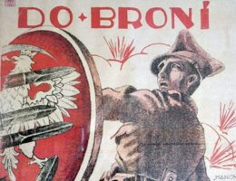 Problem rekrutów, którzy odmawiają służby z bronią w ręku, pojawił się już w trakcie wojny polsko-bolszewickiej.