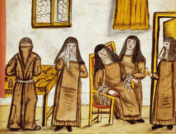 To, co działo się za zamkniętymi drzwiami klasztorów, nie zawsze docierało do zewnętrznego świata.