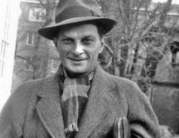Stanisław Ulam w Los Alamos.