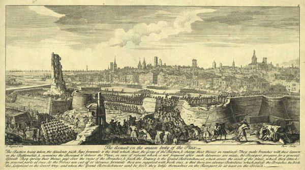 Oblężenie Barcelony