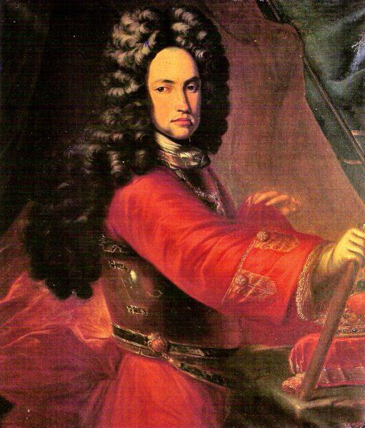 Don Carlos, czyli Karol VI Habsburg