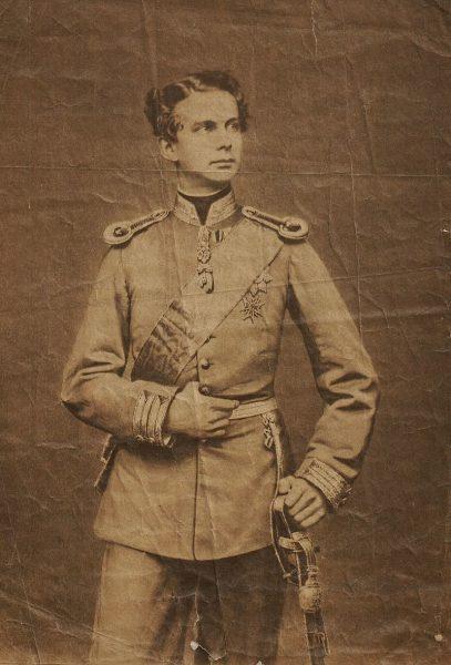 Ludwik II Wittelsbach przeszedł do historii jako Szalony lub Bajkowy Król.