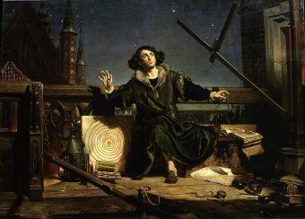 Kopernik swoje wyliczenia oparł o południk krakowski