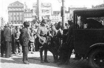 Gdańscy policjanci w dwudziestoleciu międzywojennym byli uwikłani w działania Abwehry – w tym w polowanie na Żychonia.