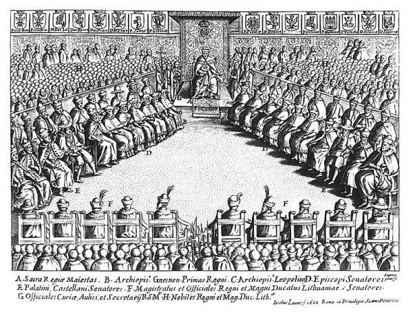 Polski sejm za panowania Zygmunta III Wazy