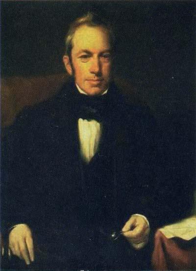 Robert Brown należy do najznamienitszych naukowców związanych z botaniką