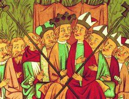 Wiec w czasach Kazimierza Wielkiego