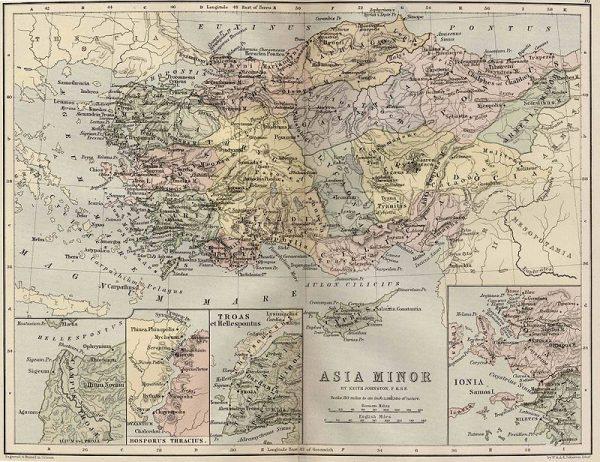 Starożytna Azja Mniejsza