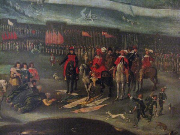 Gdy Władysław IV w latach 1632–1634 ruszył na Smoleńsk, dysponował armią licząca 21 tysięcy żołnierzy, z czego ponad 14 tysięcy stanowiła piechota.