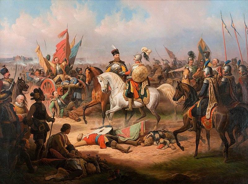 Tuż po bitwie pod Kircholmem zwycięska armia polska... rozpadła się.