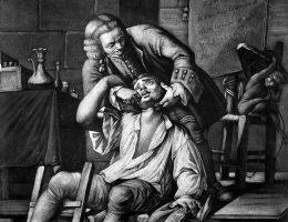 Zanim opracowano skuteczne i bezpieczne wypełnienie dentystyczne, eksperymentowano z groźnymi dla życia substancjami