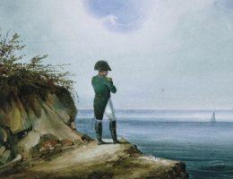 Napoleon na Świętej Helenie