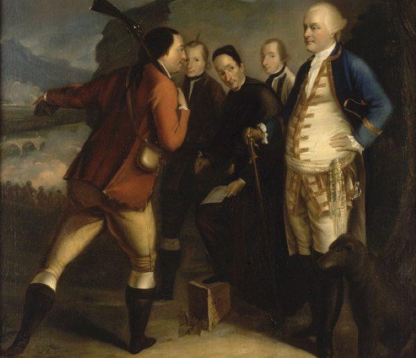 Pasquale Paoli był dla Napoleona bohaterem młodzieńczych lat.