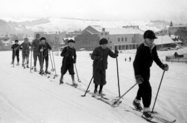 Turystyka narciarska w Zakopanem