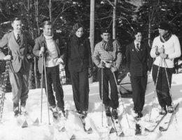 Międzynarodowe Zawody Narciarskie FIS o Mistrzostwo Środkowej Europy w Zakopanem w 1929 roku