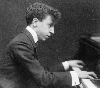 Rubinstein w 1906 roku