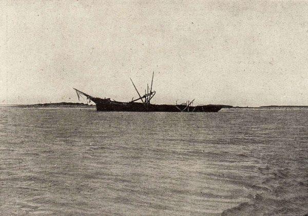 Wrak SMS Seeadlera.