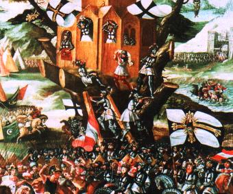 Krzyżacy nie tylko spacyfikowali wszystkie plemiona pruskie, z którymi Polacy nie mogli sobie dać rady przez 200 lat, ale też zbudowali nowoczesne państwo