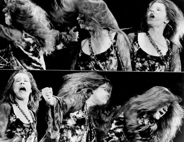 Grając coraz więcej koncertów, Janis rozwijała swój niepowtarzalny styl śpiewania oraz tworzyła od nowa swą osobowość.