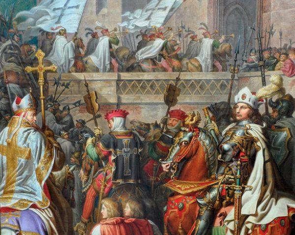 Rycerze zakonni uporali się z podbojem w ciągu 50 lat, zajmując tereny zasiedlone przez plemiona pruskie, aż po Prusy Dolne, czyli dzisiejszy Królewiec i Sambię