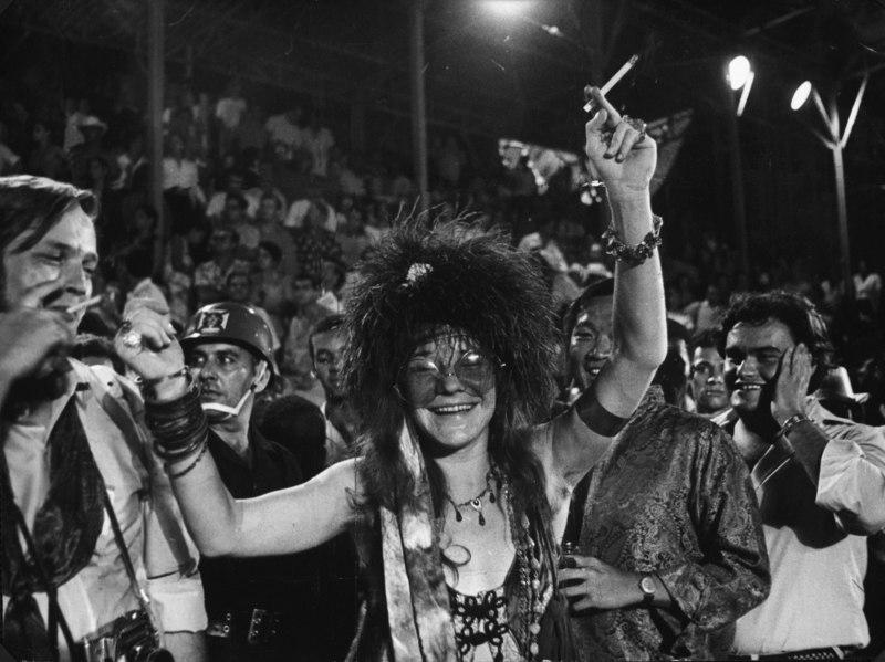 Kariera Janis Joplin trwała zaledwie kilka lat. Przerwało ją przypadkowe przedawkowanie heroiny.