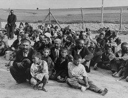 Romowie w obozie zagłady w Bełżcu
