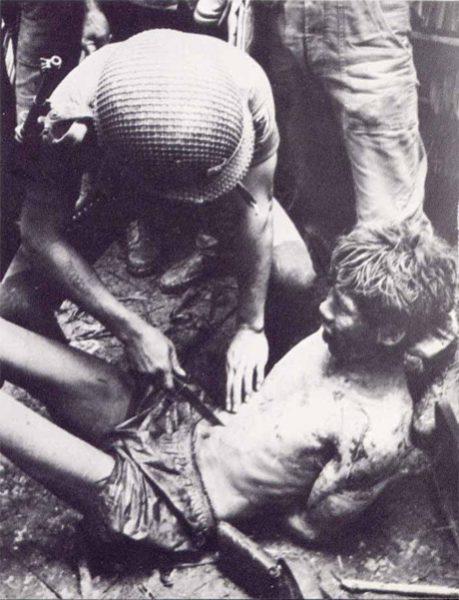 Podczas wojny w Wietnamie ekipy badawcze programu MK-Ultra korzystały z nieograniczonych zasobów królików doświadczalnych (w postaci wietnamskich jeńców wojennych).